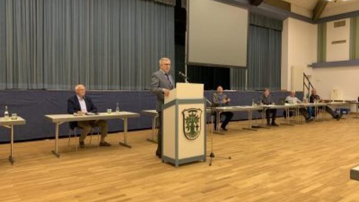 Martin Herbst ist neuer Vorsitzender der Gemeindevertretung Hofbieber