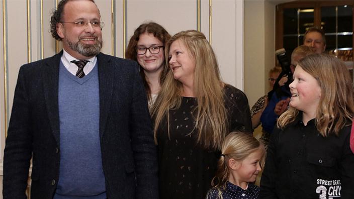 Johannes Rothmund wird Bürgermeister in Eichenzell